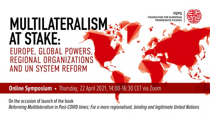 Multilateralism at stake: Europe, global powers, regional organizations and UN system reform